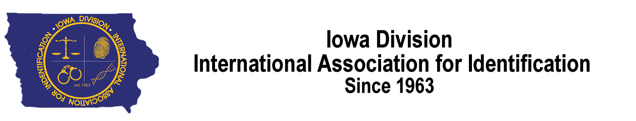 Iowa Division International Association for Identification