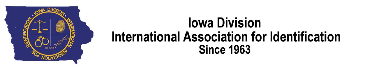 Iowa Division International Association for Identification